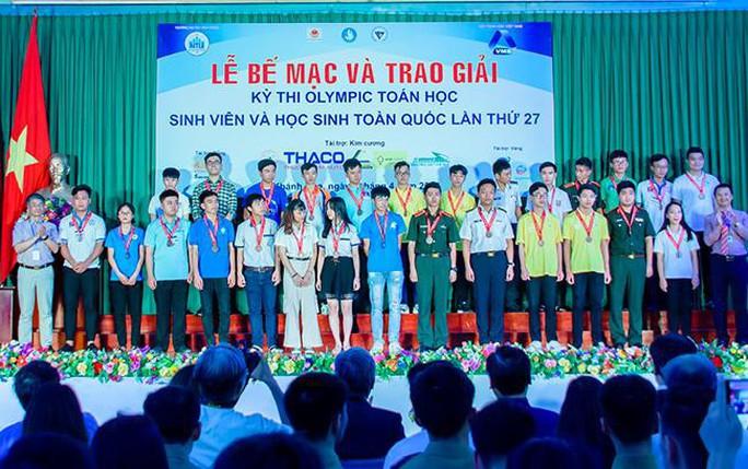 Sinh viên Duy Tân giành nhiều giải Nhì, Ba tại Olympic Sinh viên toàn quốc 2019 - Ảnh 2.