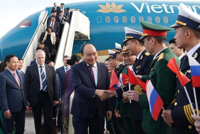 Thủ tướng Nguyễn Xuân Phúc thăm Nga, Na Uy, Thụy Điển - Ảnh 1.