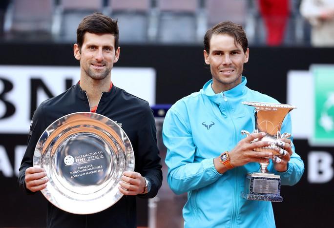 Đánh bại Djokovic, Nadal xứng đáng thiết lập kỷ lục mới - Ảnh 6.