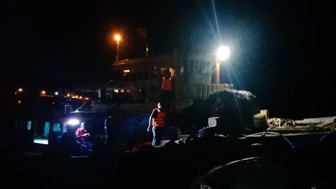 Tai nạn nghiêm trọng trên vùng biển Vũng Tàu - Ảnh 1.