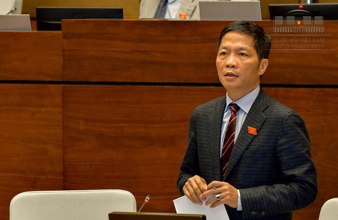 Bộ trưởng Trần Tuấn Anh giải trình gì với Quốc hội về lý do tăng giá điện? - Ảnh 1.