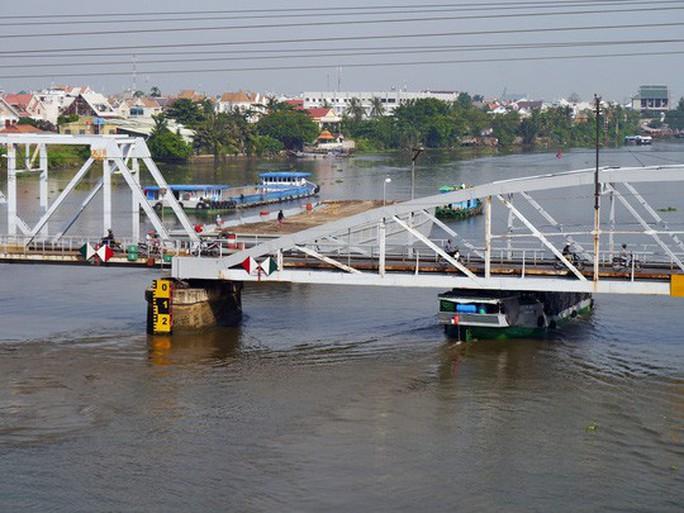 TP HCM sẽ có 1 bến thủy nội địa mới ở khu vực cầu đường sắt Bình Lợi cũ - Ảnh 1.