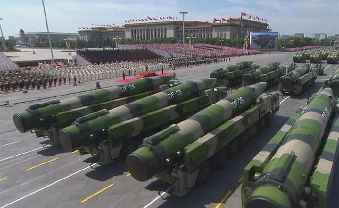 """Trung Quốc """"sẽ không bao giờ"""" tham gia Thỏa thuận kiểm soát vũ khí với Mỹ và Nga - Ảnh 1."""
