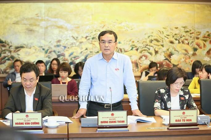 Chủ tịch EVN cho rằng đại biểu Lê Thu Hà tính chưa đúng về giá điện - Ảnh 1.