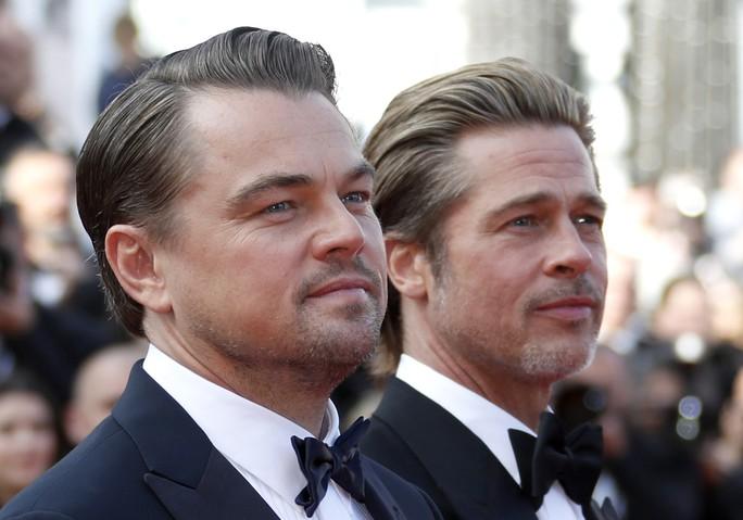 Leonardo DiCaprio, Brad Pitt lịch lãm trên thảm đỏ - Ảnh 6.