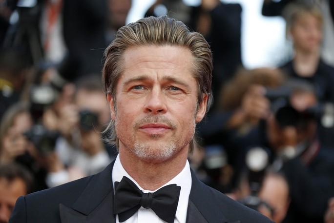 Leonardo DiCaprio, Brad Pitt lịch lãm trên thảm đỏ - Ảnh 5.