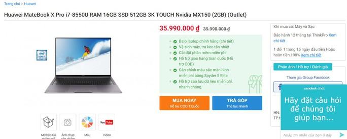 Đến lượt người dùng Windows lo lắng với laptop Huawei - Ảnh 1.