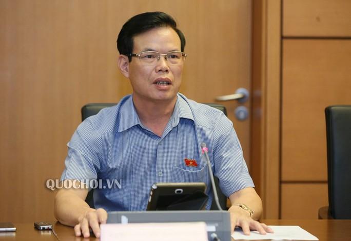 Bí thư Triệu Tài Vinh: Tôi còn muốn làm nhanh hơn vụ gian lận thi THPT ở Hà Giang - Ảnh 1.