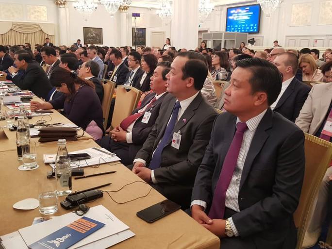 Thủ tướng: Doanh nghiệp Nga hãy yên tâm, con cháu các bạn cũng yên tâm làm ăn tại Việt Nam - Ảnh 4.