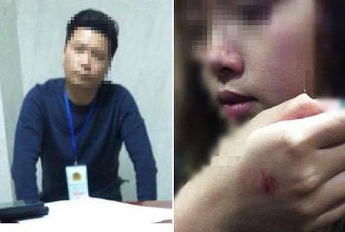 Làm rõ trách nhiệm vụ cưỡng hôn trong thang máy chỉ phạt 200.000 đồng - Ảnh 2.