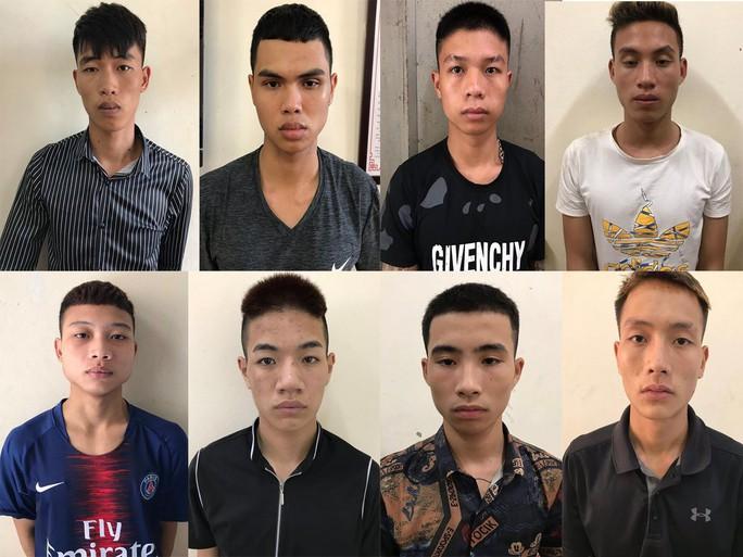 Bắt nhóm cướp trẻ tuổi gây ra hàng loạt vụ cướp, cướp giật tài sản trên đại lộ - Ảnh 1.