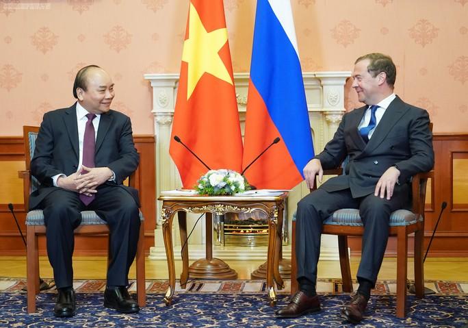 Năng lượng là trụ cột quan trọng trong hợp tác Việt - Nga - Ảnh 1.