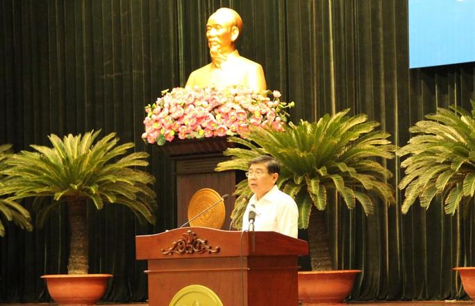 TP HCM: Thông báo nhanh kết quả Hội nghị lần thứ 10 Ban Chấp hành Trung ương Đảng khóa XII - Ảnh 1.