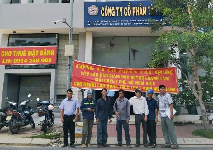 Công ty CP Tàu Cuốc: Người lao động bị nợ lương, BHXH - Ảnh 1.