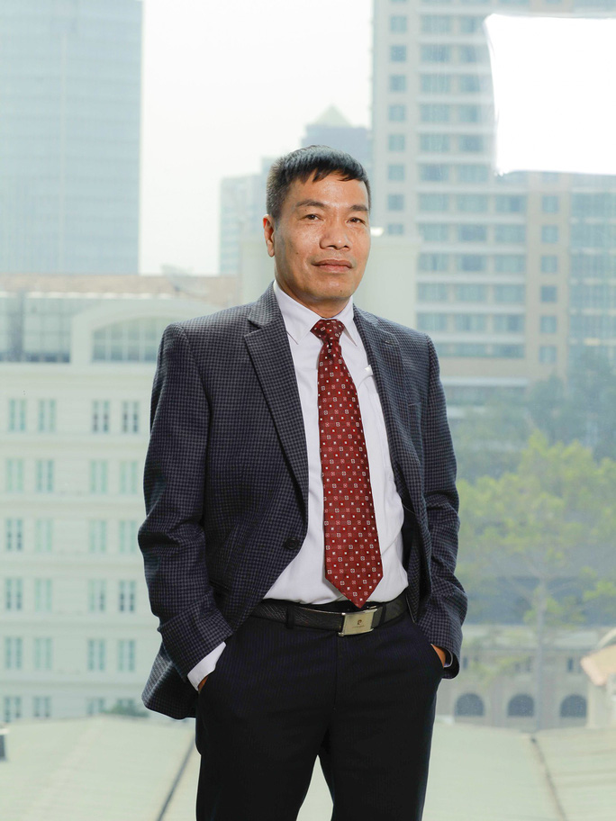 Eximbank lại thay đổi Chủ tịch HĐQT và tổng giám đốc - Ảnh 1.