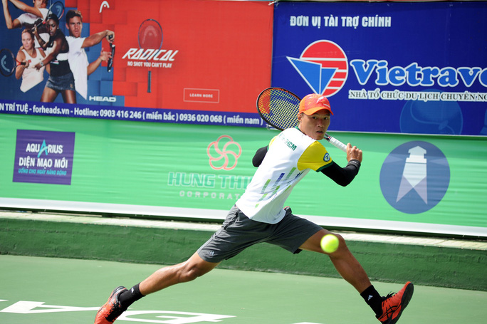 Giải Quần vợt Đồng đội nam quốc gia 2019: Hải Đăng Tây Ninh thắng áp đảo, lên ngôi vương xứng đáng - Ảnh 2.