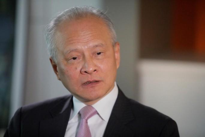 """Đại sứ Trung Quốc: Mỹ thường xuyên """"nuốt lời"""" trong đàm phán thương mại - Ảnh 1."""