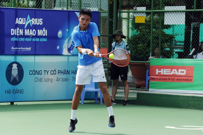 Giải Quần vợt Đồng đội nam quốc gia 2019: Hải Đăng Tây Ninh thắng áp đảo, lên ngôi vương xứng đáng - Ảnh 1.