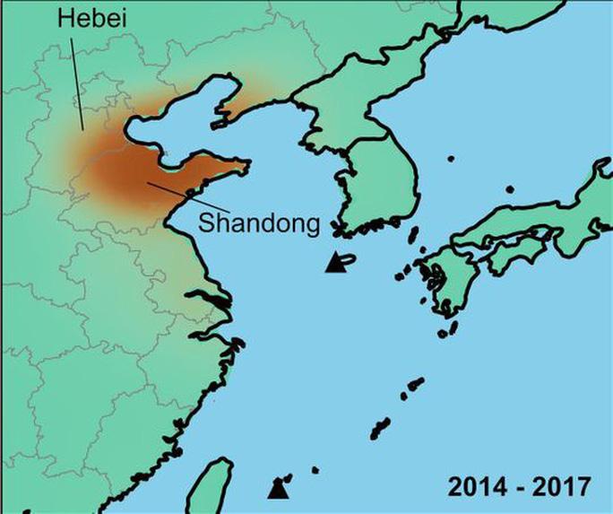 Trung Quốc thải chất cấm phá huỷ tầng ozone - Ảnh 1.