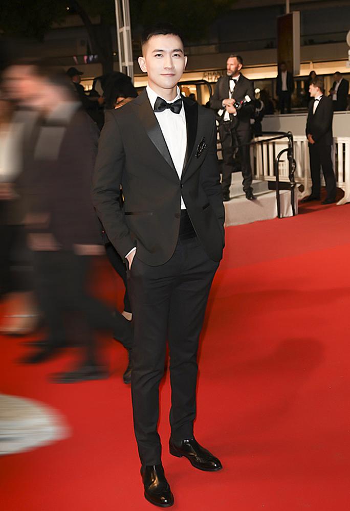 Trương Thị May đẹp hút hồn trên thảm đỏ Cannes - Ảnh 4.