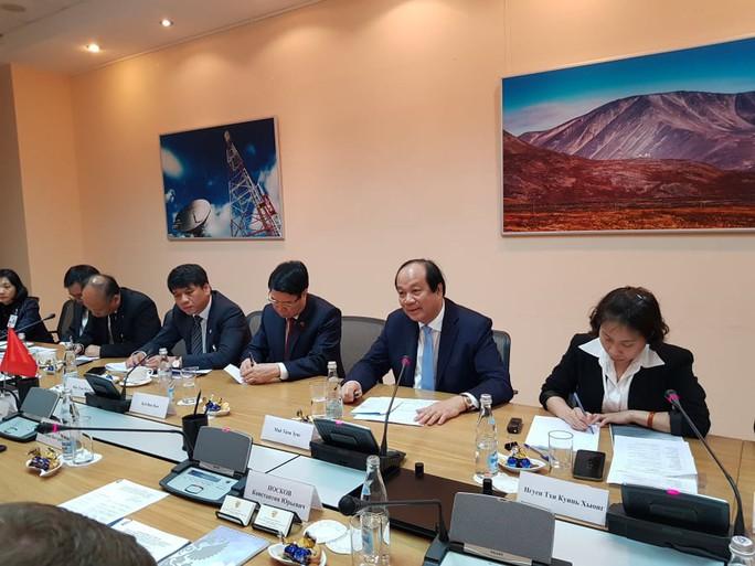 Nga sẽ hỗ trợ Việt Nam xây dựng chính phủ điện tử và an ninh mạng - Ảnh 2.