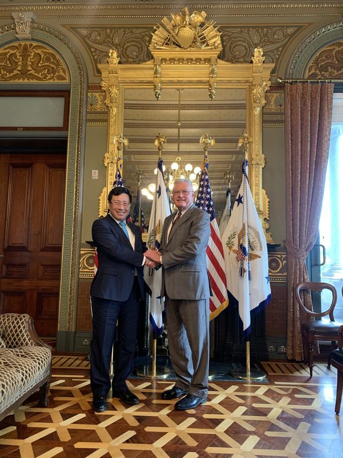 Việt - Mỹ tăng cường trao đổi đoàn các cấp, đặc biệt là đoàn cấp cao - Ảnh 5.