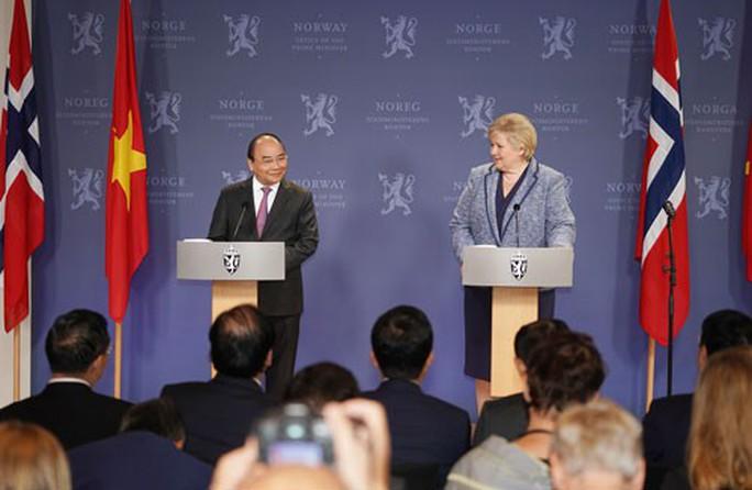 Việt Nam - Na Uy đẩy mạnh hợp tác kinh tế - Ảnh 1.