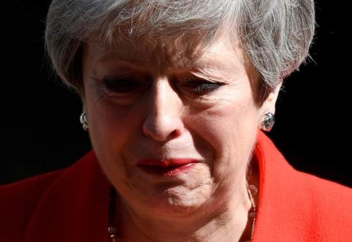 Thủ tướng Anh tuyên bố từ chức - Ảnh 1.