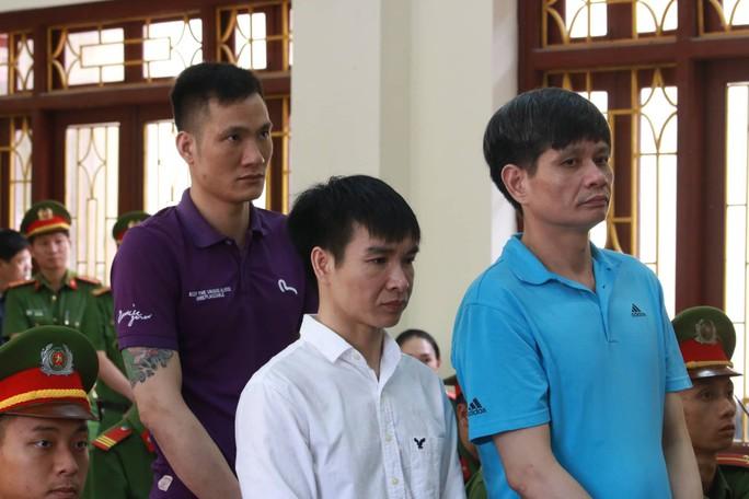 Y án tử hình nhóm giang hồ bắn chết giám đốc doanh nghiệp - Ảnh 2.