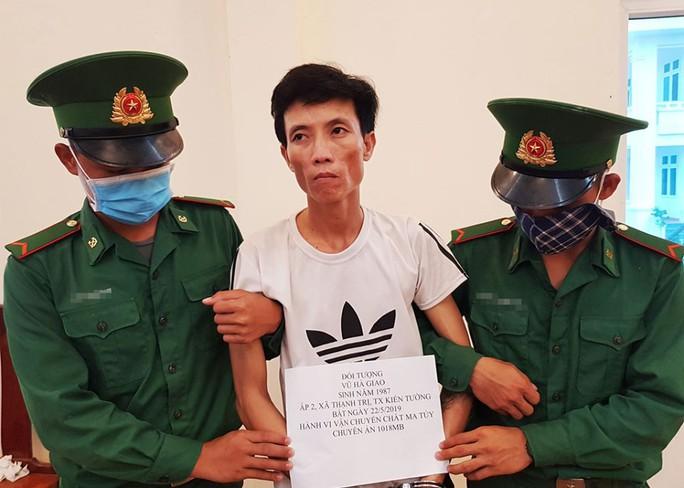 Long An lại phát hiện vụ buôn ma túy với trọng lượng đến 5kg - Ảnh 1.