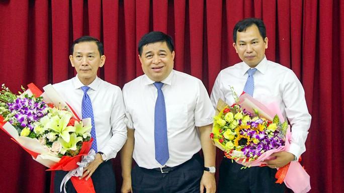 Thứ trưởng Lê Quang Mạnh giữ chức Phó Bí thư Thành ủy TP Cần Thơ - Ảnh 1.