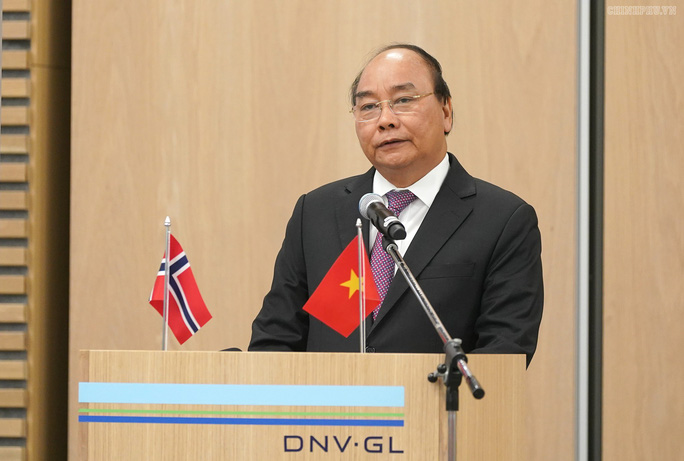 Thủ tướng: Thành công của doanh nghiệp Na Uy là thành công của Việt Nam - Ảnh 1.