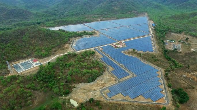 Khánh thành nhà máy điện mặt trời TTC - Hàm Phú 2 - Ảnh 2.