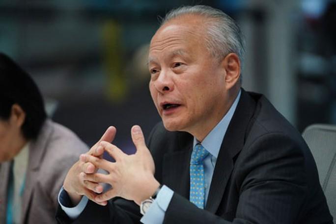 Trung Quốc chưa đáp trả mạnh vụ Huawei - Ảnh 1.