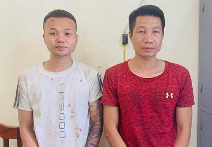 Kẻ đâm trung úy cảnh sát trọng thương bị tạm giam 3 tháng - Ảnh 1.