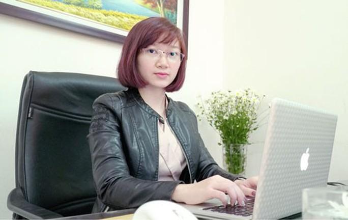 Chìa khóa thành công của nữ CEO 9X - Ảnh 1.