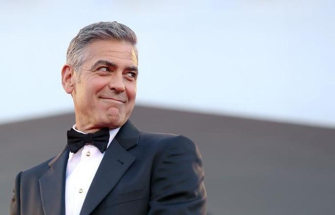 George Clooney lo an nguy gia đình khi vợ chống IS - Ảnh 1.