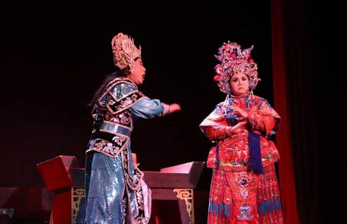 Chung Vô Diệm cháy vé, Chí Linh – Vân Hà hào hứng dựng tuồng mới - Ảnh 4.