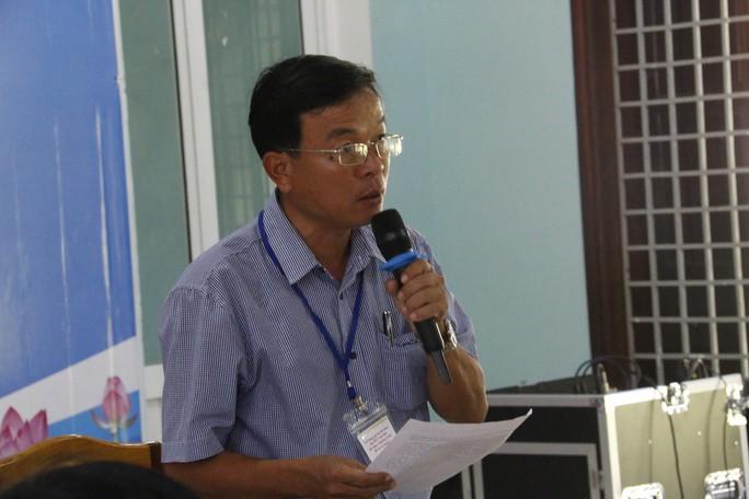 Em kế út Cù Lao Chàm có nhiều cách làm hay để những người anh học hỏi - Ảnh 4.
