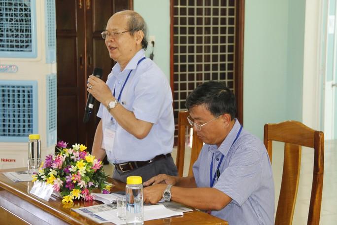 Em kế út Cù Lao Chàm có nhiều cách làm hay để những người anh học hỏi - Ảnh 2.