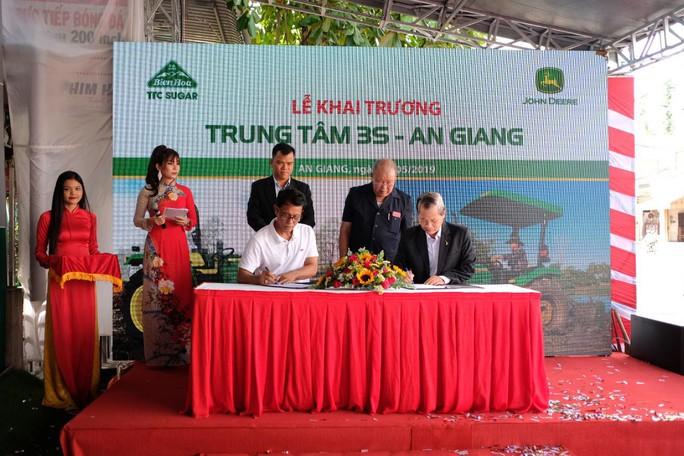 TTC Sugar khai trương Trung tâm 3S - An Giang - Ảnh 3.