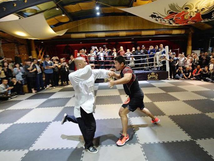 Khi Kung-fu huyền ảo thất thủ trước MMA - Ảnh 5.