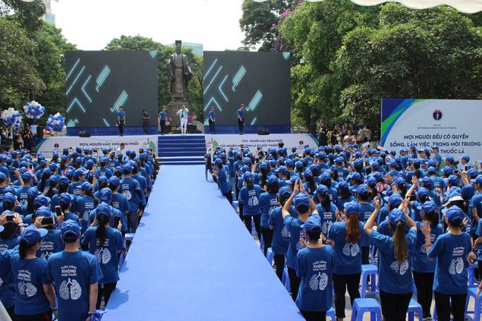 Nhiều cầu thủ đội tuyển bóng đá Việt Nam kêu gọi mọi người bỏ thuốc lá - Ảnh 3.