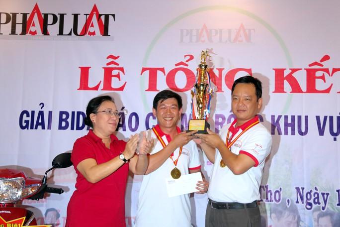 Sẵn sàng cho Giải Bida Báo chí ĐBSCL do Báo Người Lao Động đăng cai tổ chức - Ảnh 15.