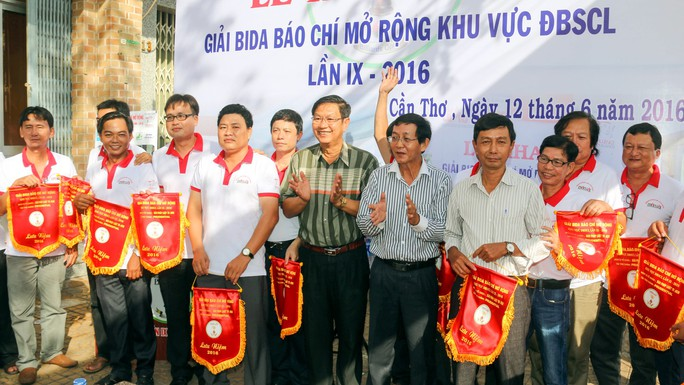 Sẵn sàng cho Giải Bida Báo chí ĐBSCL do Báo Người Lao Động đăng cai tổ chức - Ảnh 5.