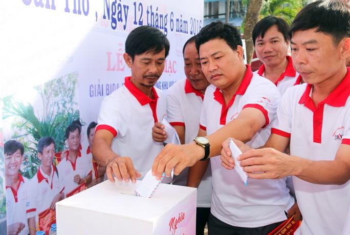 Sẵn sàng cho Giải Bida Báo chí ĐBSCL do Báo Người Lao Động đăng cai tổ chức - Ảnh 7.