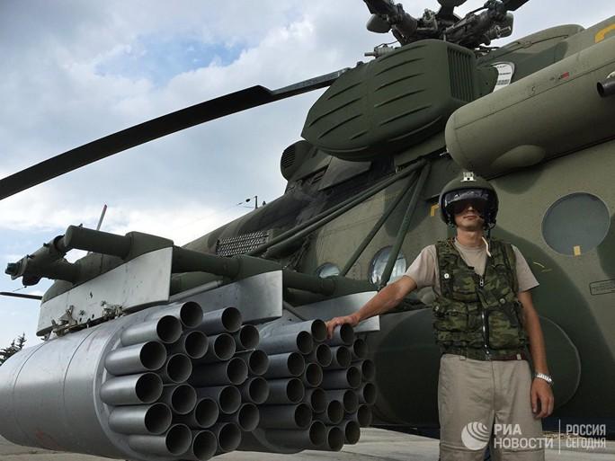 Nga thử nghiệm hơn 100 loại vũ khí mới ở Syria - Ảnh 1.