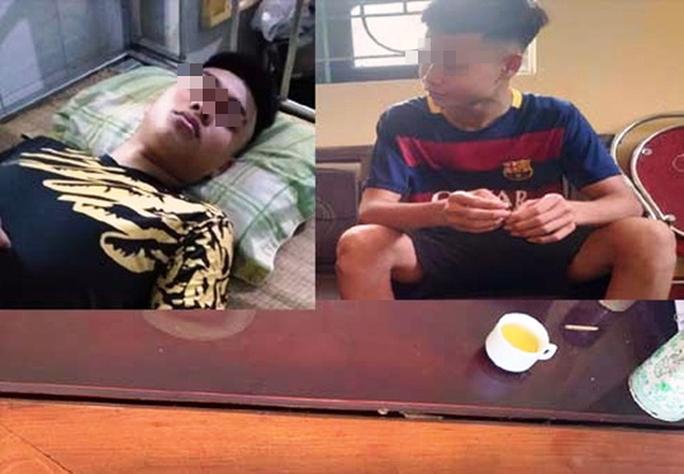 Không thuê được phòng, 2 thiếu niên vác dao chém trọng thương chủ nhà nghỉ ở Sầm Sơn - Ảnh 1.