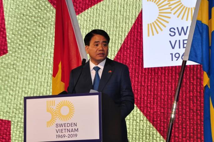 Việt Nam và Thụy Điển mở hướng đầu tư mới trong thời đại cách mạng công nghiệp 4.0 - Ảnh 6.