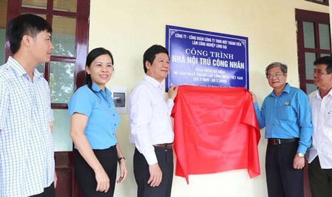 Quảng Bình: Xây nhà nội trú cho công nhân giữ rừng - Ảnh 1.